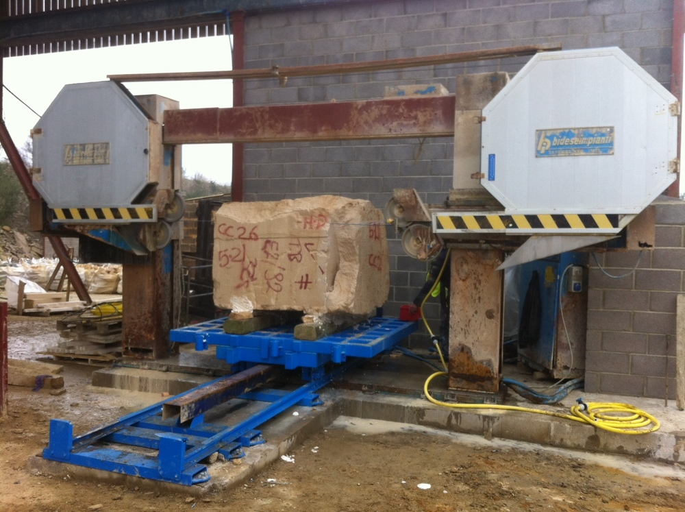 Primary & Secondary Sawing Services | Somerset, Dorset | Ham and ...