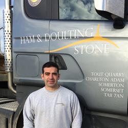 Zak England - Ham & Doulting Stone