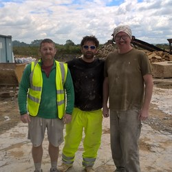 Stuart, Ben & Mark  - The Bath Stone Firms